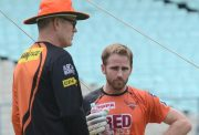 Tom Moody & Kane Williamson