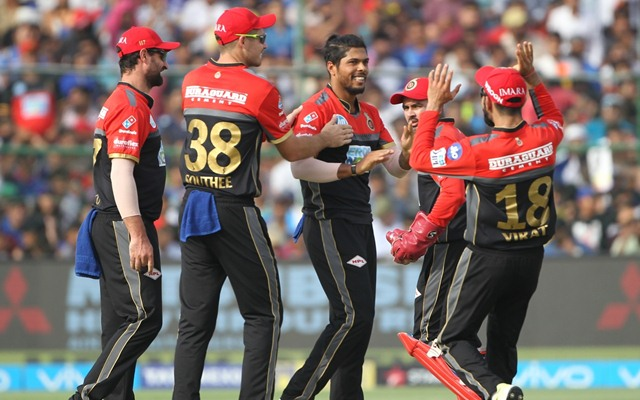 IPL 2019: Royal Challengers Bangalore Predicted XI