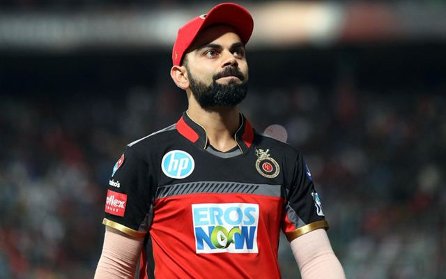 Image result for Virat Kohli RCB disappointed