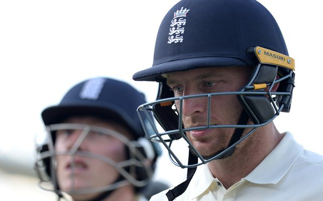 Jos Buttler explains why he writes 'f*** it' on every bat handle