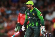Sarfraz Ahmed of Pakistan