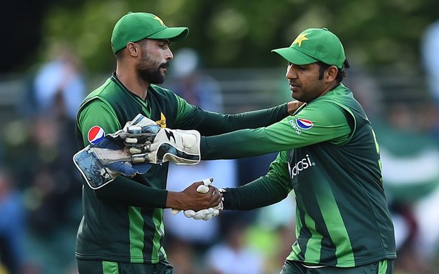Mohammad Amir amongst players omitted from World Cup squad