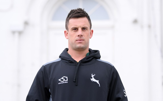 Nottinghamshire captain Steven Mullaney to skipper England Lions