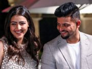 Suresh Raina and Priyanka