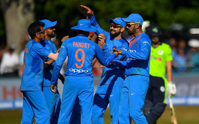 Indian Team For T20 Series Against England Finalised