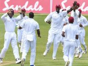 Windies team vs Sri Lanka