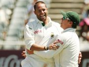 Third Test - South Africa v Pakistan Day Two