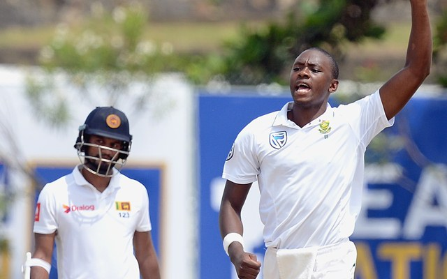 1st Test: Sri Lanka and South Africa, Day 1
