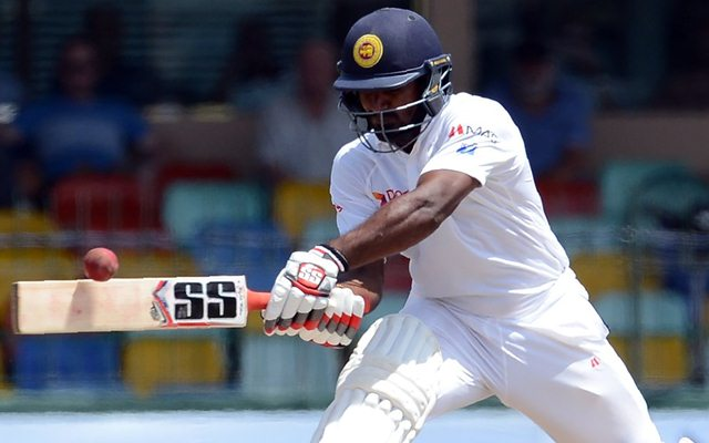 Kusal Perera of Sri Lanka