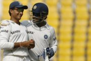 MS Dhoni and Sourav Ganguly
