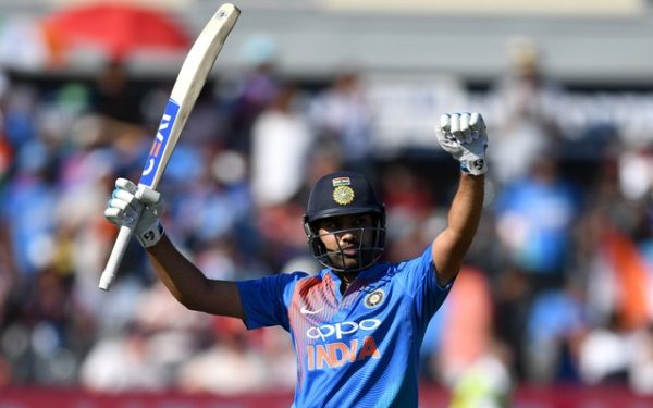 Rohit Sharma hundred Sachin Tendulkar
