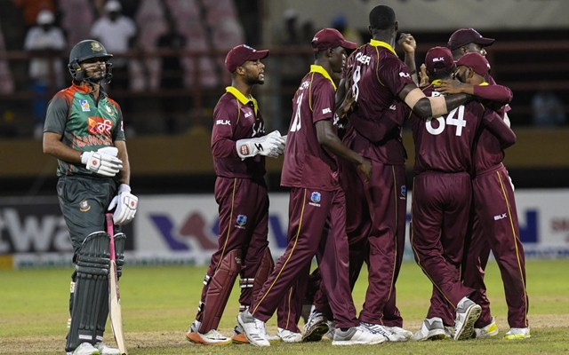 Windies vs Bangladesh