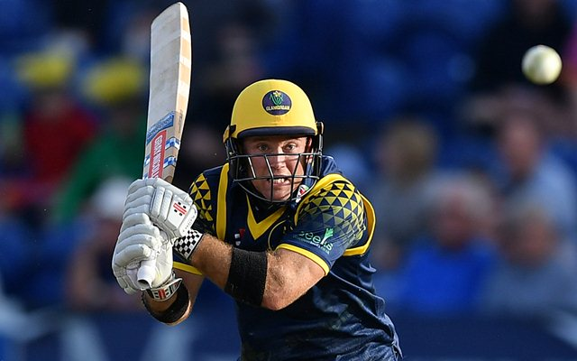 Colin Ingram of Glamorgan