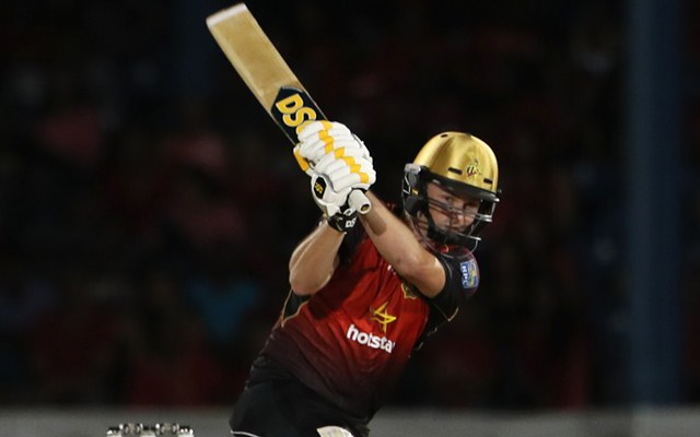 Colin Munro of Trinbago Knight Riders