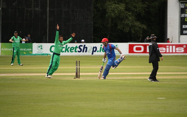 Recent Match Report - Afghanistan vs Ireland 1st T20I 2019