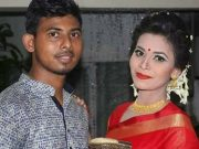 Mosaddek Hossain and Sharmin Samira Usha