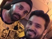 Azhar Ali and Murali Vijay