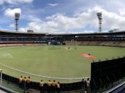 Chinnaswamy stadium