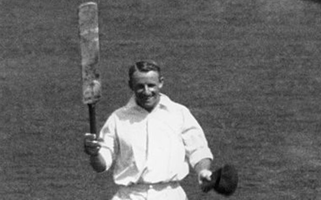 September 6, 1930 – Don Bradman was dismissed by an Indian for the ...