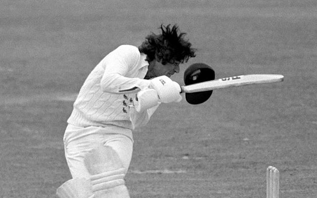 September 1, 1981 – Imran Khan hits back after Middlesex's bouncer ploy
