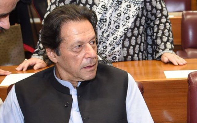 Imran Khan writes to Modi: 'Lets talk peace'