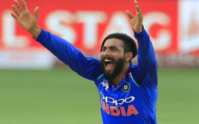 Ravindra Jadeja To Come Up With A New Hairstyle For The Upcoming