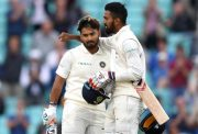 Rishabh Pant of India