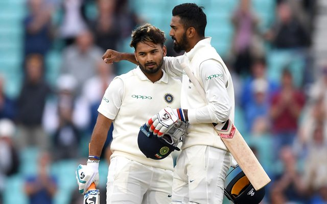 Image result for kl rahul and rishabh pant'