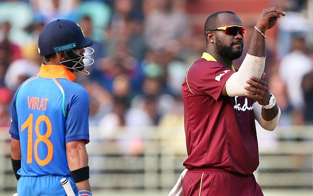 Highest Total, Partnership vs Windies and Other Stats from 4th ODI