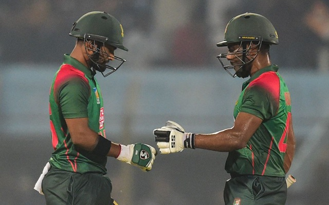 Imrul Kayes, Soumya Sarkar hit centuries as Bangladesh whitewash Zimbabwe