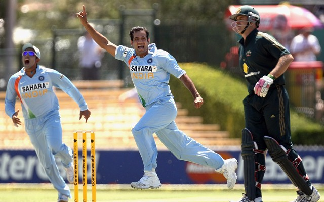 Irfan Pathan announces retirement from all formats