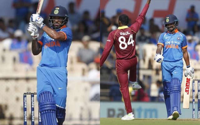 India rout West Indies by 224 runs in Mumbai ODI