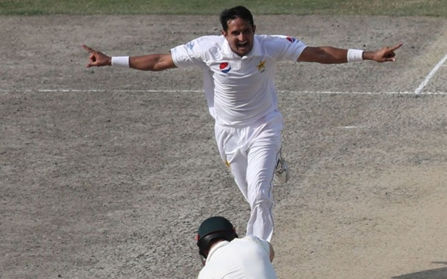 Line and length the key for world-beating Mohammad Abbas