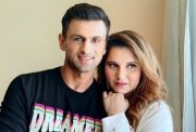 Shoaib Malik and Sania Mirza