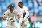 Tim Paine and Usman Khawaja