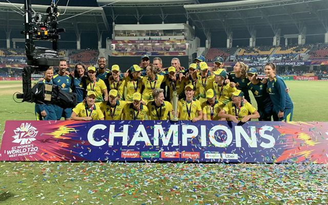 Who Won The World Cup 2020 Soccer.Australia Confirmed To Host Men S And Women S T20 World Cup