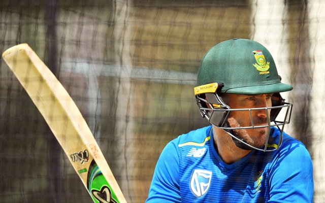 South Africa win toss, bowl in second Australia ODI