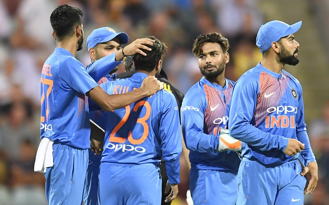 India's predicted squad for the T20I series against the West