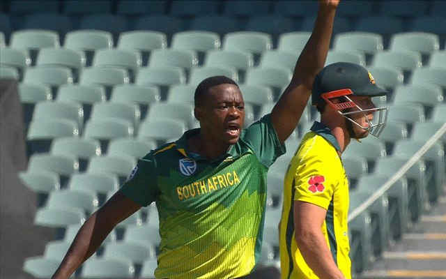 Third ODI: South Africa survive a fighting knock from WA's Shaun Marsh