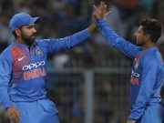 Rohit Sharma and Kuldeep Yadav