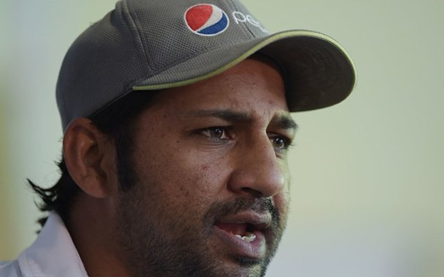 Sarfaraz Ahmed named world cup captain by PCB