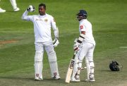 Angelo Mathews and Kusal Mendis