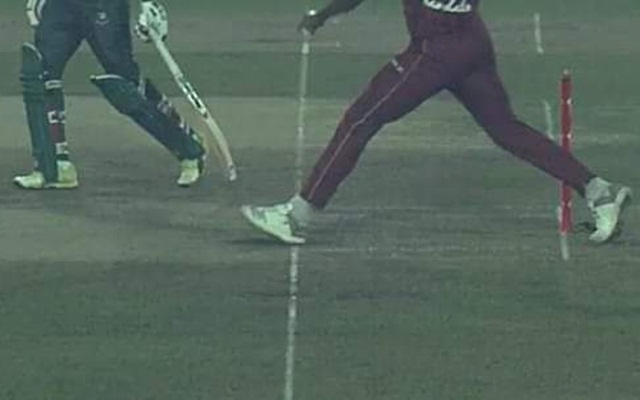 Carlos Brathwaite left fuming at erroneous no-ball calls against West Indies