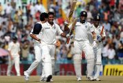 India beat Australia by 1 wicket at PCA IS Bindra Stadium, Mohali; 2010-11