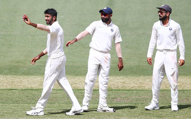 Bumrah sets new record in debut Test year