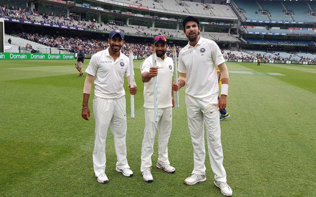Ishant Sharma reveals Jasprit Bumrah is a loner and sledges him if he bowls  slow in matches