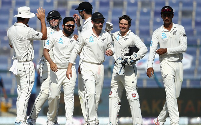 Black Caps claim historic series win over Pakistan