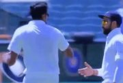 Rohit Sharma and Ravichandran Ashwin