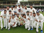 Indian team, India defeat Australia