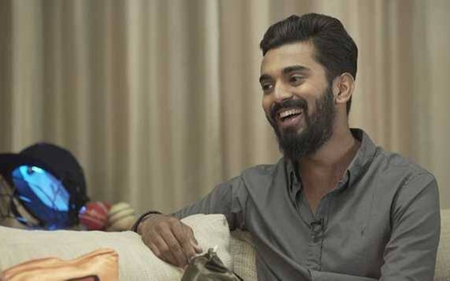 KL Rahul Reveals The Name Of His Celebrity Crush In Koffee
